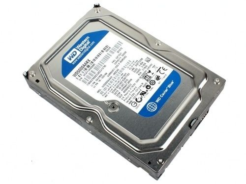 Western Digital 500GB 7200rpm SATA-III 16MB Blue