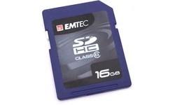 Memóriakártya  EMTEC Jumbo Extra 16 GB SDHC Class 10
