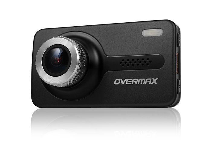 "Autós kamera Overmax OV-CAMROAD-6.1 (2.7"" LCD,(GPS,FullHD,HDMI,microUSB,165°,microSD)"