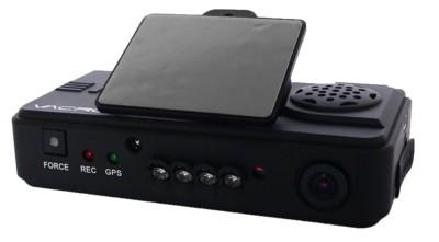 Autós kamera VACRON CDR-E07M GPS-es HD