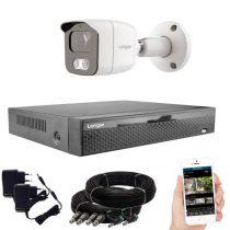 Acesee KPC Ts23 - 1 kamerás éjjellátó kamera rendszer