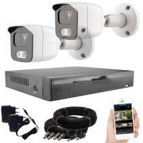 Acesee KPC Ts23 - 2 kamerás éjjellátó kamera rendszer
