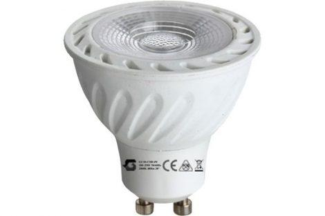 GU10 LED izzó COB 6W