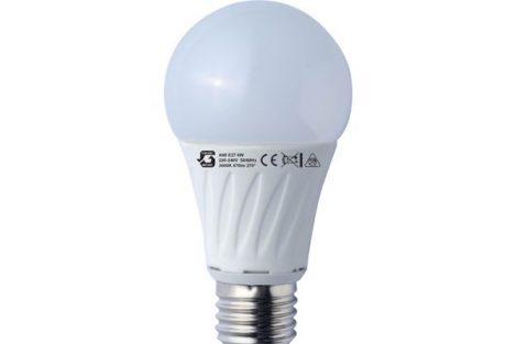 E27 LED izzó A60 6W