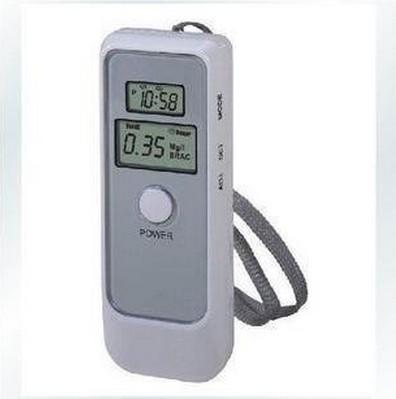 LCD kijelzős digitális alkoholszonda órával
