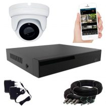Acesee KPC Ts28 - 1 kamerás éjjellátó kamera rendszer 2M Pixel