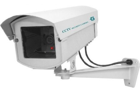 Global álcakamera - profi fémházas álkamera kültéri használatra
