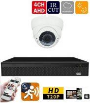 AHD-36 1 kamerás éjjellátó kamera rendszer HD 1280X720P felbontás