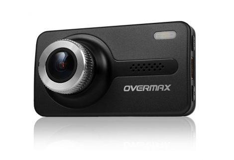"Overmax autós kamera  OV-CAMROAD-6.1 (2.7"" LCD,(GPS,FullHD,HDMI,microUSB,165°,microSD)"