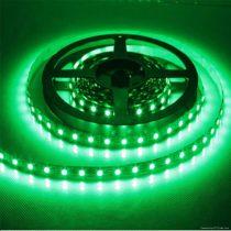 LED szalag 60 LED/m - 3528 SMD zöld IP 65 kültéri-beltéri