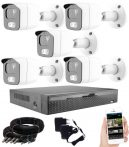 Acesee KPC Ts23 - 5 kamerás éjjellátó kamera rendszer