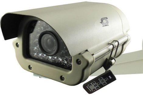 Global BD-300G Vezeték nélküli éjjellátó kültéri kamera SD kártya rögzítővel
