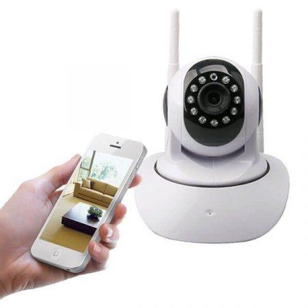 Acesee TS 0222 Night Vision Wireless PT beltéri IP Wifi kamera