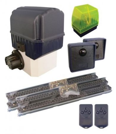 KIT-LASER5 elektromos kapu - tolókapu kit Proteco