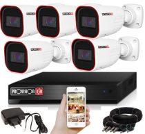 Provision FULL HD 2 Mpx 5 kamerás kamerarendszer