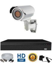 AHD-42 HD 1 kamerás kamerarendszer 5X ZOOM