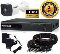 Provision 1.3 megapixel AHD 1 kamerás kamerarendszer