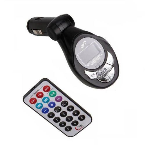 AlphaOne FM transzmitter MP3 lejátszó Basic