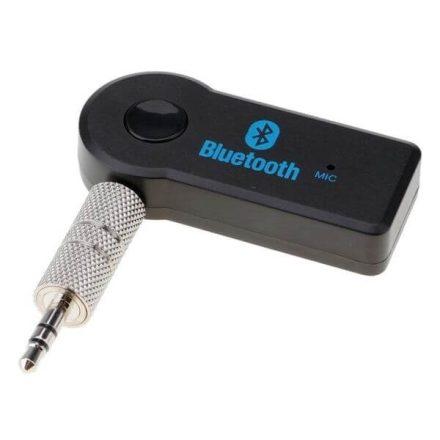 Bluetooth zenei vevő, audio adapter AUX csatlakozóval