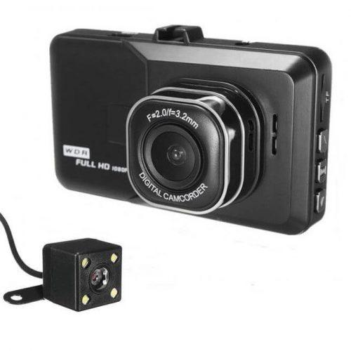 Blackbox 2in1 menetrögzítő és tolatókamera