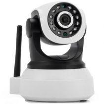 Beltéri mozgatható vezeték nélküli P2P WiFi IP kamera