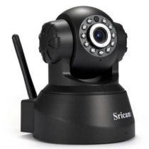 Sricam vezeték nélküli beltéri HD WiFi IP kamera
