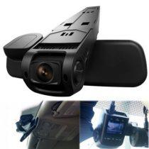 170 fokos nagy látószögű autós kamera Full HD felbontással