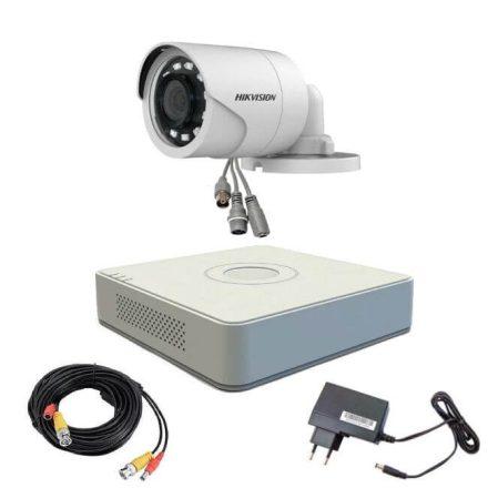 Hikvision 1080P TurboHD 1 kamerás bullet kamera rendszer