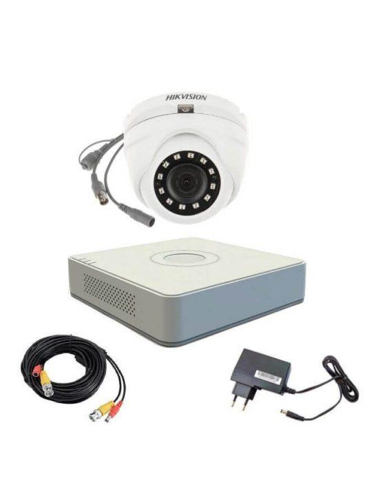 Hikvision 720P TurboHD 1 kamerás dome kamera rendszer