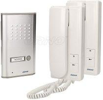 ORNO intercom egylakásos kaputelefon két beltéri egységgel