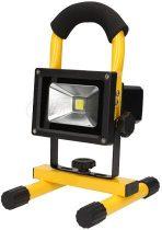 ORNO LED reflektor beépített akkumulátorral 10W