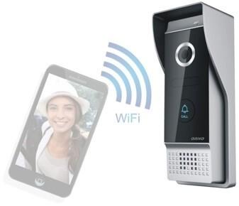 ORNO WiFi IP video kaputelefon okostelefon vezérléssel