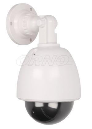 ORNO kültéri PTZ dome álkamera villogó LED