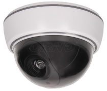 ORNO dome álkamera sötétített burkolat villogó LED