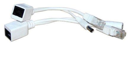 POE átalakító kábel