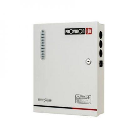 Kameratáp szabályozható 12-14Vdc 10A 9 kimenet PR-10A9CH