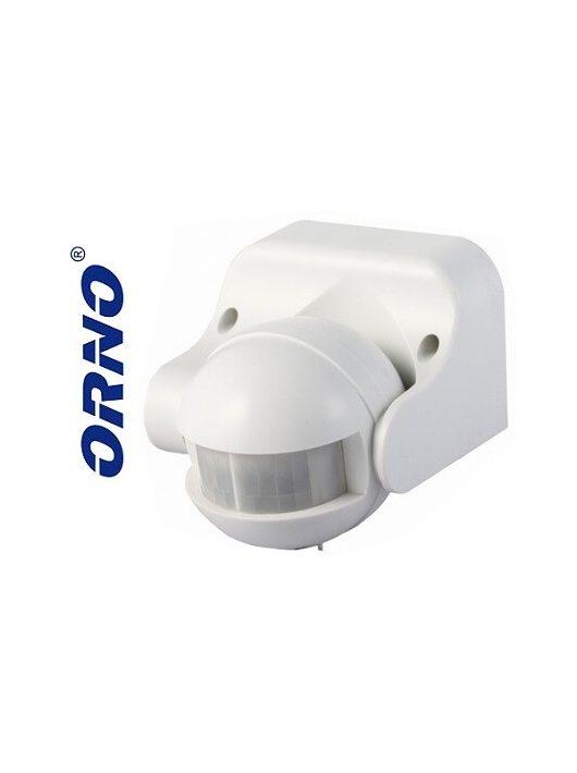 ORNO lámpakapcsoló 180 fokos mozgásérzékelővel