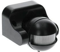 ORNO lámpakapcsoló 180 fokos mozgásérzékelővel fekete