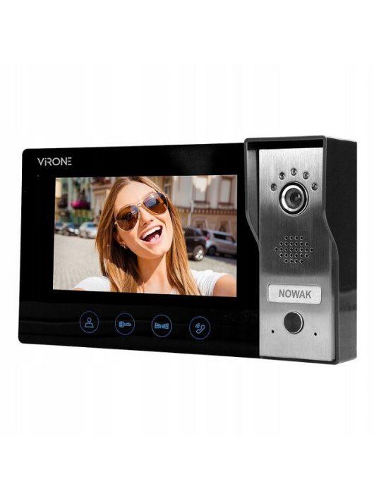 PLUTON BAX videokamerás kaputelefon 7