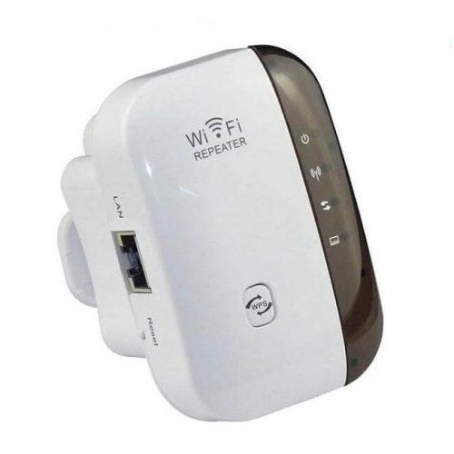 Wifi repeater jeltovábbító wifi erősítő 300Mbps