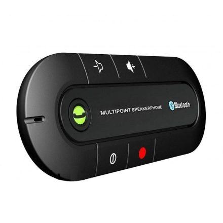 Autós univerzális telefon kihangosító Bluetooth AlphaOne