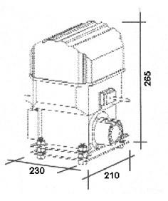 laser5 motor méretek
